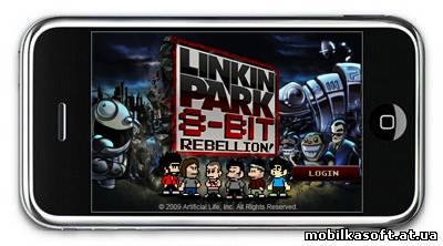 Linkin Park 8-Bit Rebellion (for IPhone / IPodTouch )